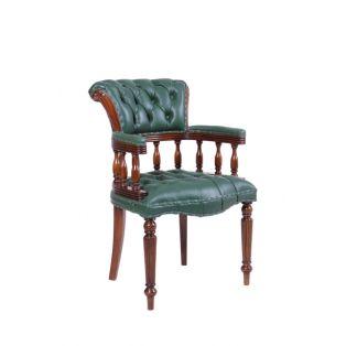 PAC 131 кресло кожаное