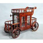 BYW 118 Сервировочный стол-карета. Распродажа.