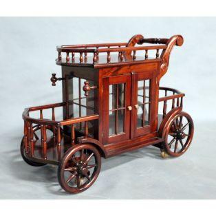 Передвижной сервировочный стол-карета BYW 118
