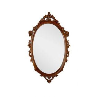 Зеркало PMI 92 вертикальное овальное.